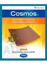 COSMOS Hrejivá náplasť s kapsaicínom JEMNÁ