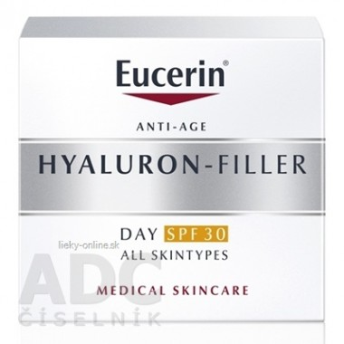 Eucerin HYALURON-FILLER Denný krém SPF 30