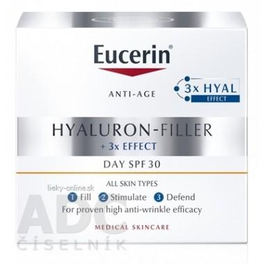 Eucerin HYALURON-FILLER Denný krém SPF 30 Anti-Age