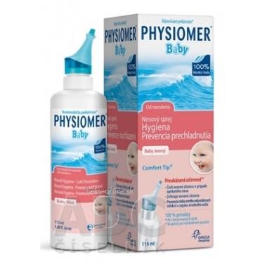 PHYSIOMER BABY nosový sprej
