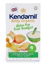 KENDAMIL Organic, BIO Bezglut. kaša ovocné raňajky