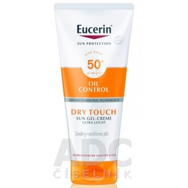 Eucerin SUN OIL CONTROL DRY TOUCH SPF 50+