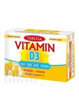 TEREZIA Vitamín D3 1000 IU