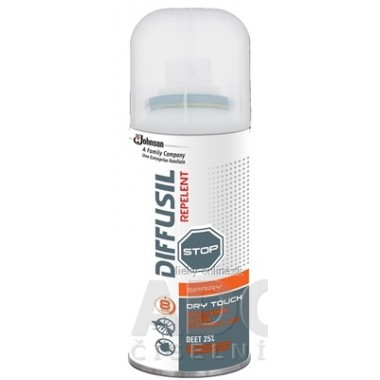 DIFFUSIL REPELENT DRY EFFECT SPRAY