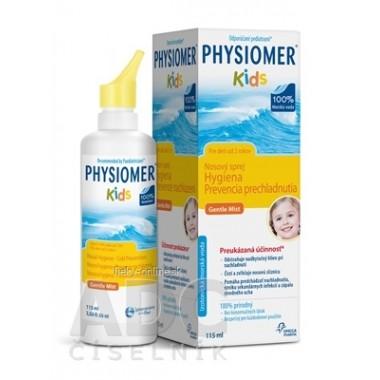 PHYSIOMER KIDS nosový sprej