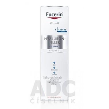 Eucerin HYALURON-FILLER Očný krém Anti-Age
