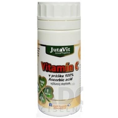JutaVit Vitamín C (100% Ascorbic acid)
