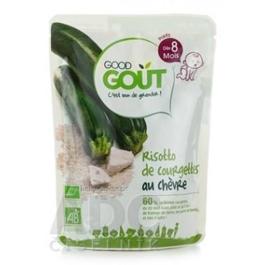 Good Gout BIO Cuketové rizoto s kozím syrom