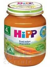 HiPP Príkrm Prvá mrkva
