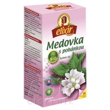AGROKARPATY BIO Medovka s pohánkou