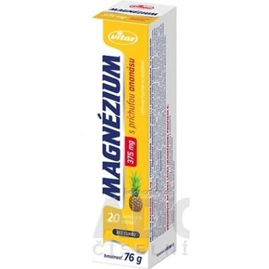 VITAR MAGNÉZIUM 375 mg