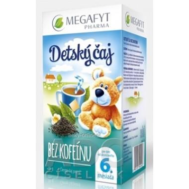MEGAFYT Detský čaj BEZ KOFEÍNU