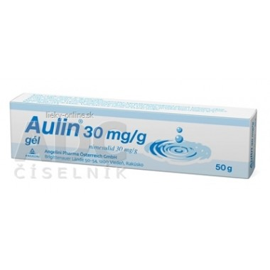 Aulin 30 mg/g gél