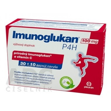 Imunoglukan P4H 100 mg