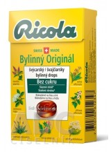 RICOLA Bylinný originál