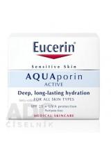 Eucerin AQUAporin ACTIVE Krém s UV ochranou