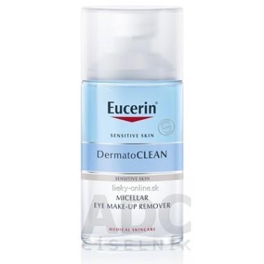 Eucerin DermatoCLEAN HYALURON Odličovač očí