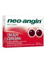 Neo-angin čerešňa tvrdé pastilky