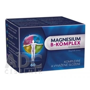 Magnesium B-komplex Glenmark