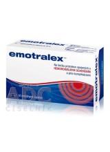 Emotralex rektálne čapíky
