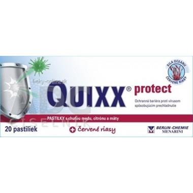 QUIXX protect pastilky