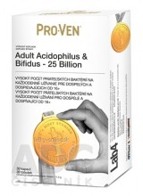 Pro-Ven Adult Acidophilus & Bifidus  - 25 Billion