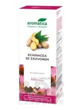 aromatica ECHINACEA so zázvorom