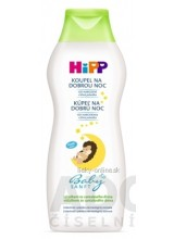HiPP BabySANFT Kúpeľ na dobrú noc