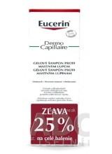 Eucerin DermoCapillaire Gélový Šampón