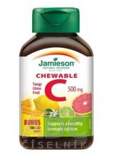 JAMIESON VITAMÍN C 500 mg citrusové ovocie