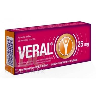 VERAL 25 mg
