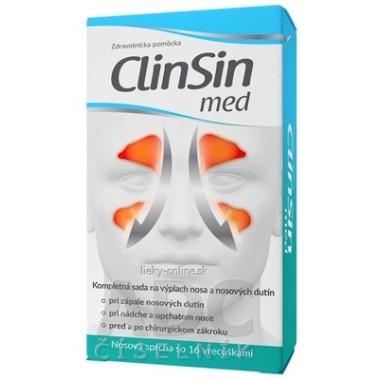 CLIN SIN med + irigator