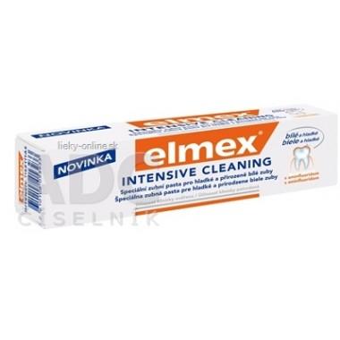 ELMEX INTENSIVE CLEANING ZUBNÁ PASTA