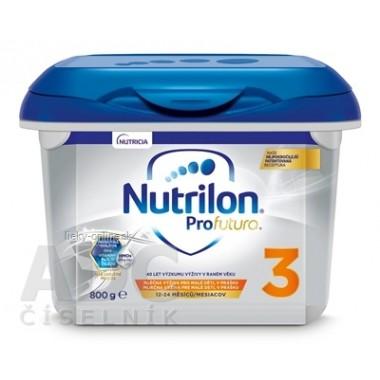 Nutrilon 3 ProFutura Nová