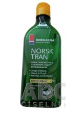 BIOPHARMA NORSK TRAN