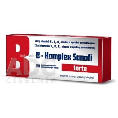 B-Komplex forte Sanofi