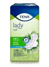 TENA Lady Slim Mini Plus Wings